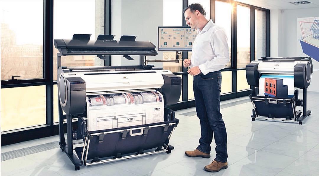 Print Plan service